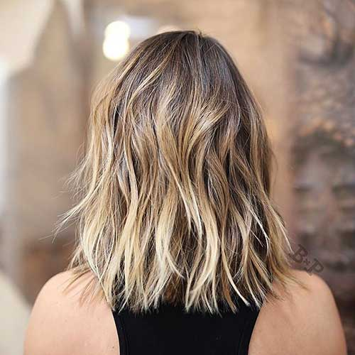 Short to Medium Hairstyles 2017