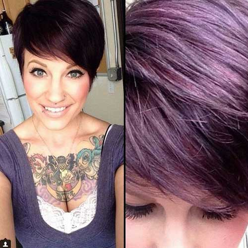 Short Hair Colors-6