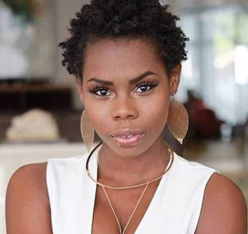 Short Hairstyles for Black Women-6