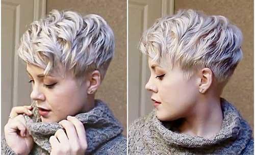 Short Couleurs de Cheveux-8