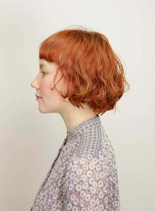 Short Hair Colors-9