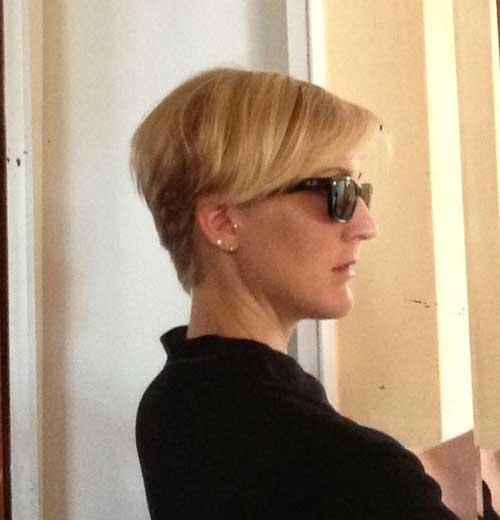 Short Haircuts for Fine Hair-9