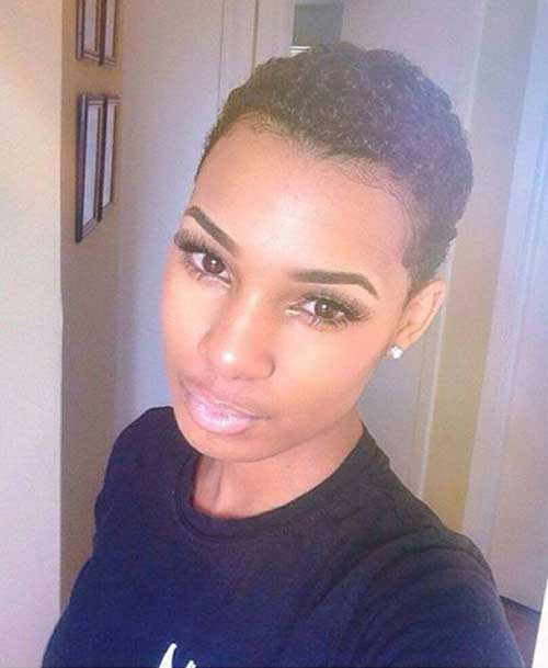 2017 S Beautiful Short Hairstyles For Black Women Short