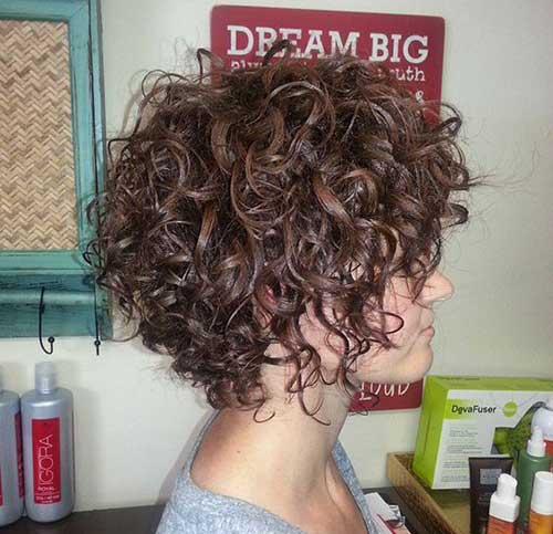 Short Hair Curly