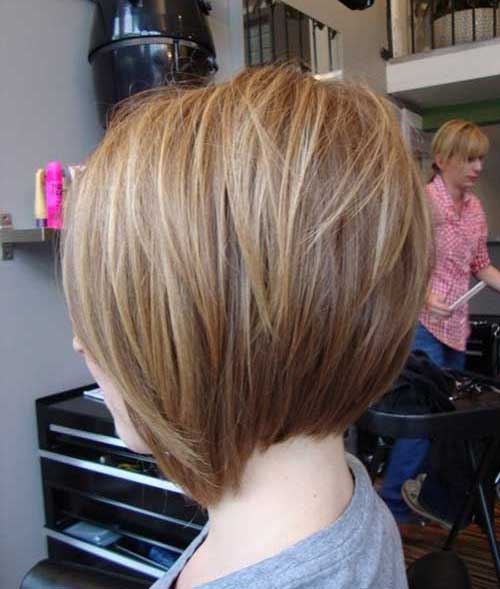 Cool Inverted Bob Haircut Ideas for Stylish Ladies | Short Hairstyles ...