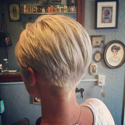 Very Fashionable Pixie Cuts For Ladies Short Hairstyles