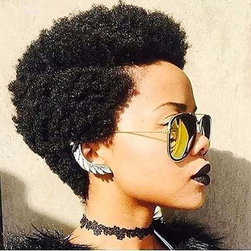 25 new afro hairstyles 2017 short hairstyles 2016 2017 most short afro hairstyles urmus Gallery