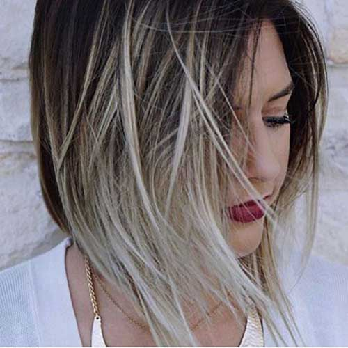 Must See Short Hair Colors For 2017