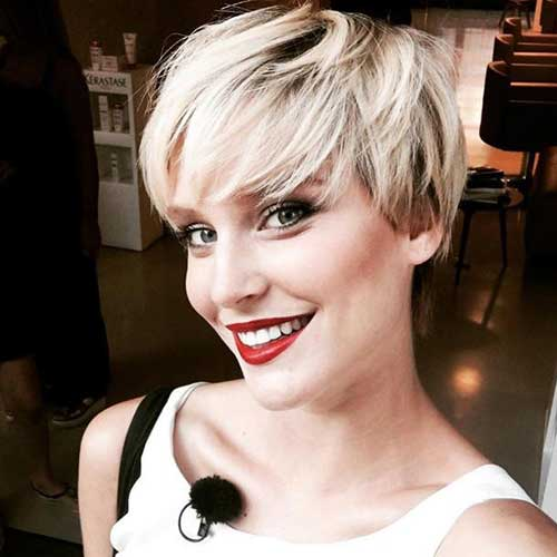 Short Cuts for Fine Hair