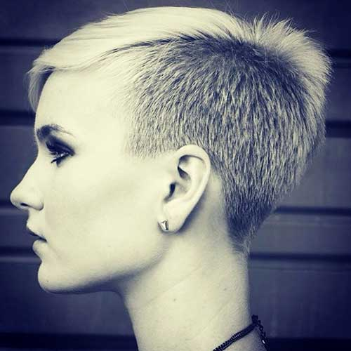 Short Hairstyles for Girls - 10