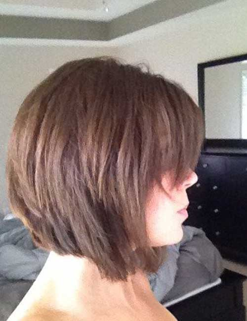 Layered Haircuts for Short Hair-10