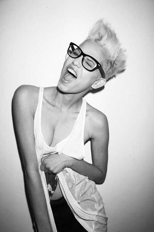 10 Best Mohawk Pixie Cut Short Hairstyles 2017 2018