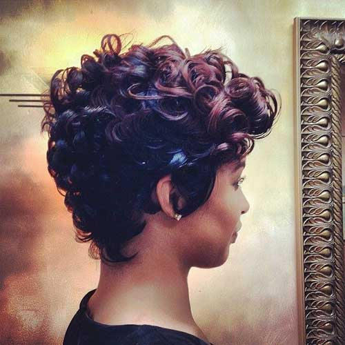 Short Curly Weave Styles-10