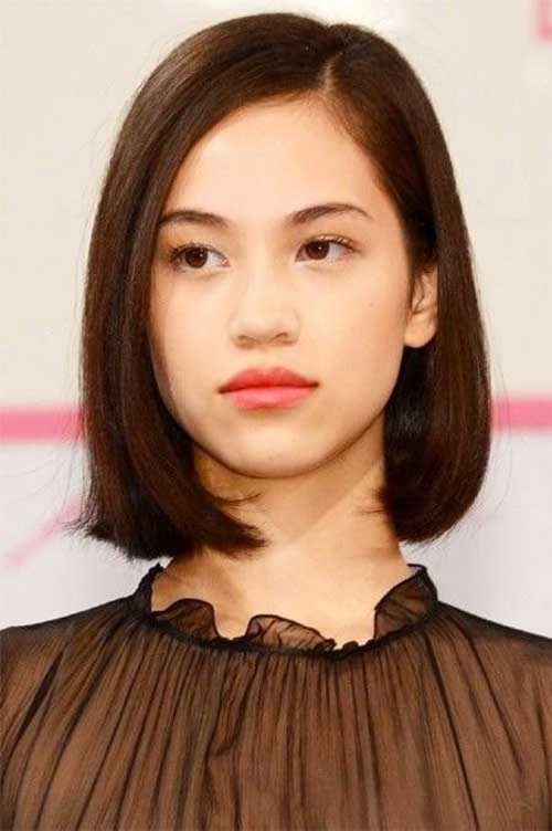 Short Haircuts for Asian Women-10