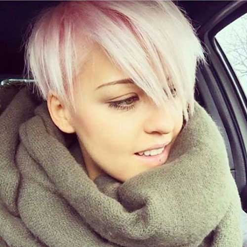 Short Hairstyles for Girls - 11