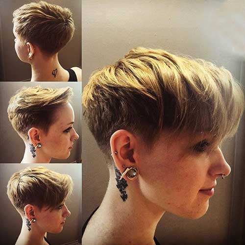Layered Haircuts for Short Hair-11