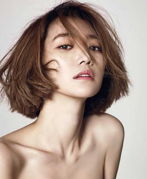 Short Haircuts for Asian Women-11
