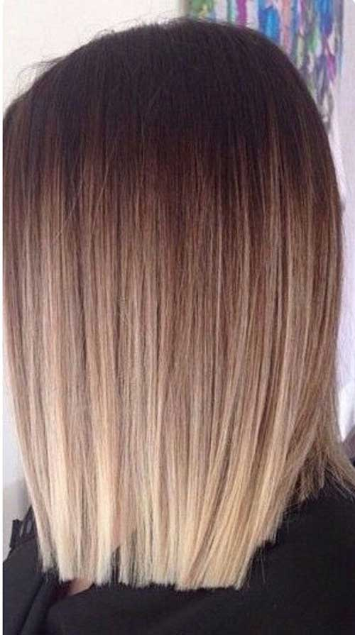 20 ombre hair color for short hair short hairstyles. Black Bedroom Furniture Sets. Home Design Ideas