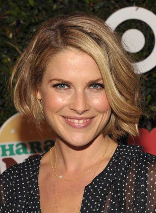 Short Blonde Hairstyles 2015-12