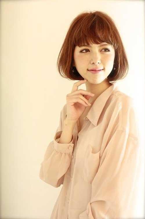 Short Haircuts for Asian Women-12