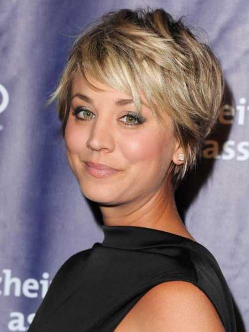Short Layered Hair Styles-12