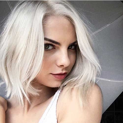 Short Hairstyles for Girls - 13