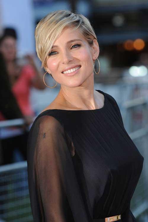Celebrity Short Hair 2016-13