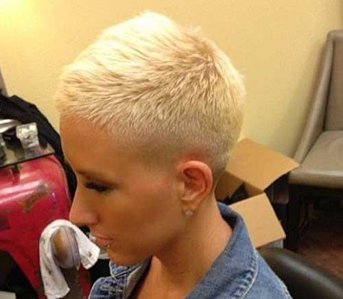 Good Very Short Hair Styles-13