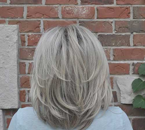Layered Haircuts for Short Hair-13