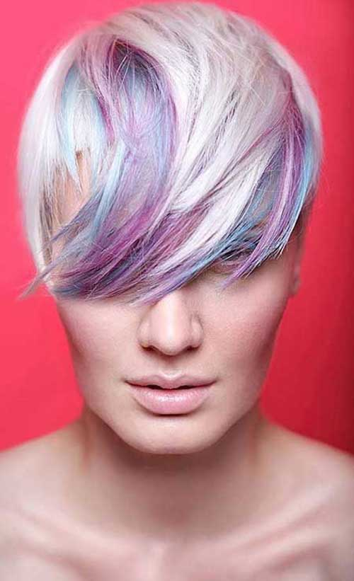 30 Short Hair Colors 2015 2016 Short Hairstyles 2016 2017 Most Popul