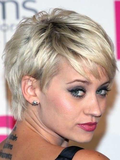 Enjoyable 15 Short Hair Cuts For Women Over 40 Short Hairstyles 2016 Short Hairstyles For Black Women Fulllsitofus