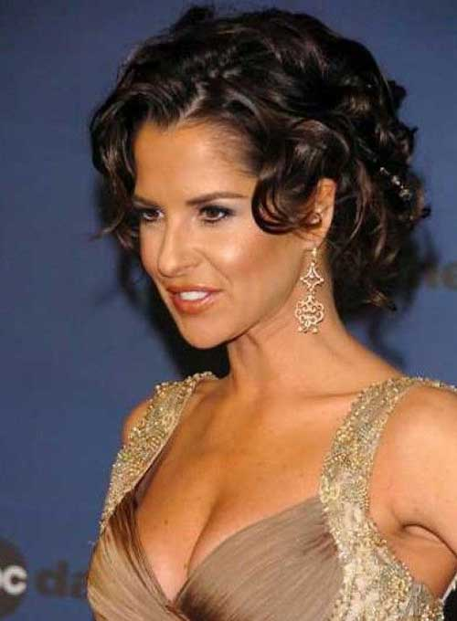 Latest Curly Short Hairstyles 2015-14