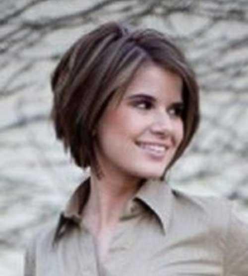 Layered Haircuts for Short Hair-14