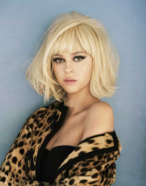 Short Blonde Hairstyles 2015-14