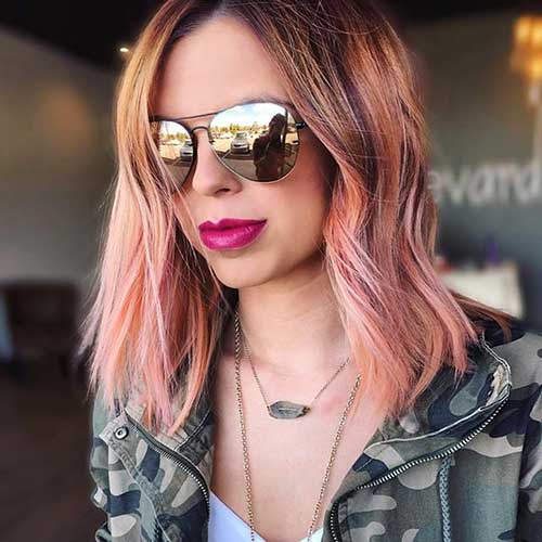 Short Hairstyles for Girls - 15