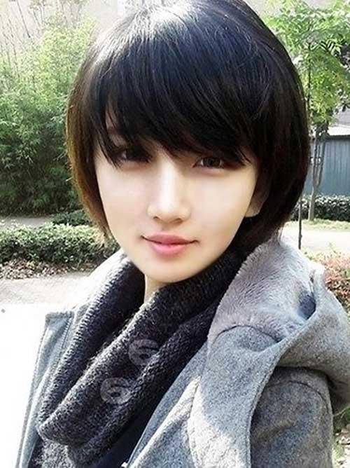 Chinese Bob Hairstyles 2015 - 2016 | Short Hairstyles 2017 ...