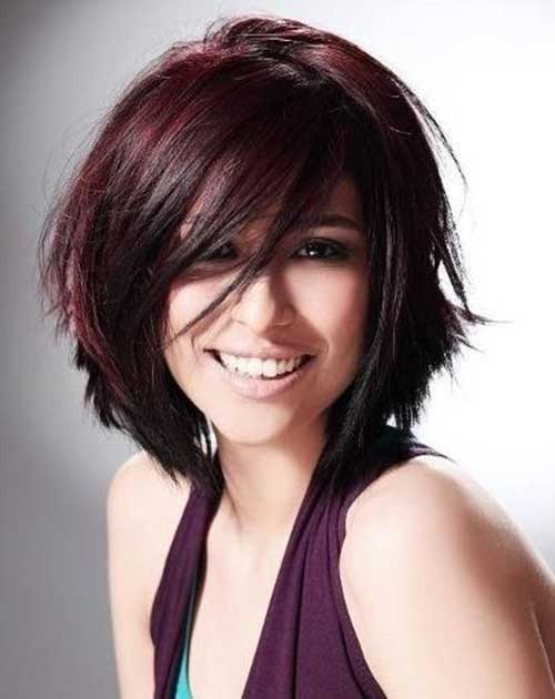 Layered Haircuts for Short Hair-15