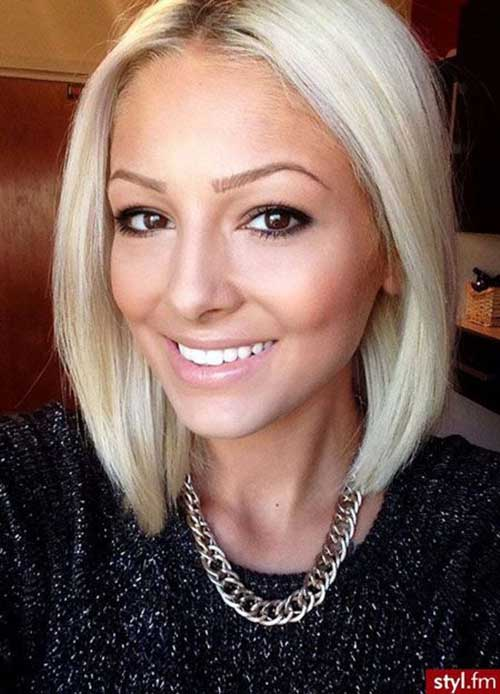 Short Blonde Hairstyles 2015-15