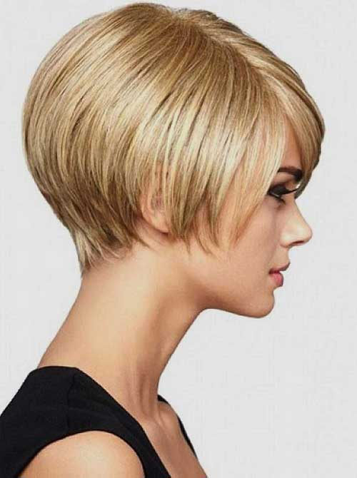 20 Short Haircut Girls Short Hairstyles 2016 2017
