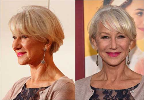 Short Hair Cuts for Older Women-15
