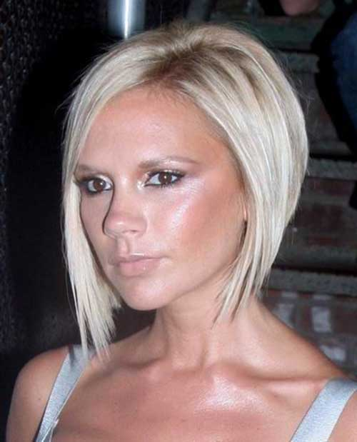 Victoria Beckham Short Blonde Hair-15
