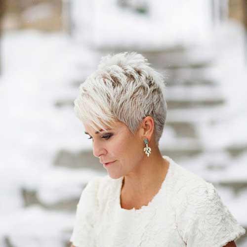 Ladies' Choise Short Pixie Cuts | Short Hairstyles 2016