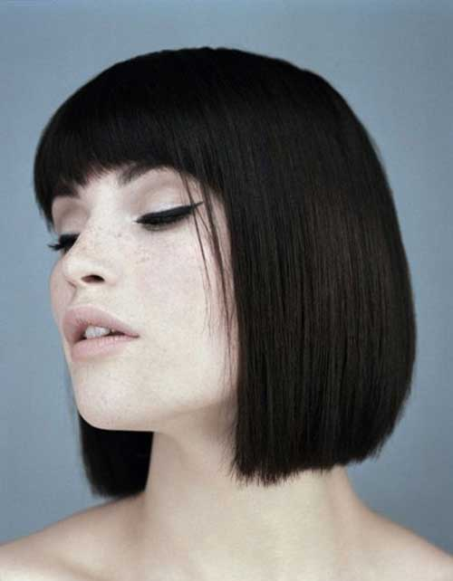 Short Blunt Haircuts-16
