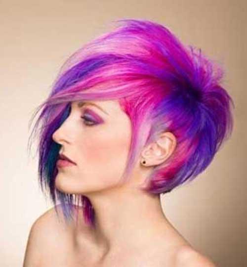 Short Hair Colors 2015-16