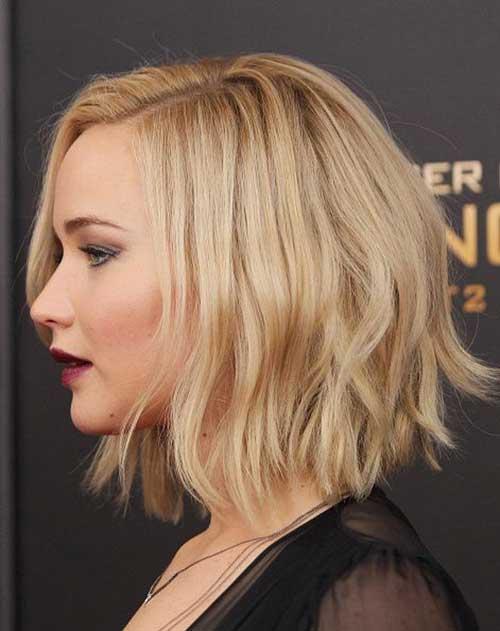 Celebrity Short Hair 2016-17