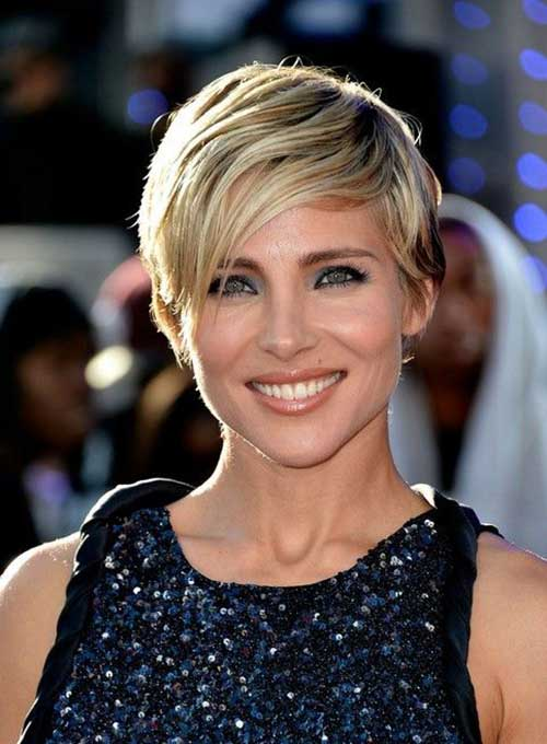 Short Blonde Hairstyles 2015-17