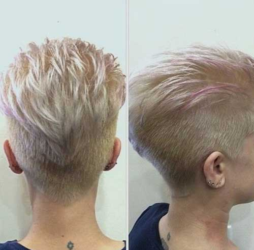 Short Haircut for Girls-17