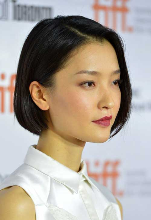 Short Haircuts For Asian Women 17