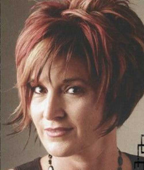 Short Hair Cuts for Older Women-17