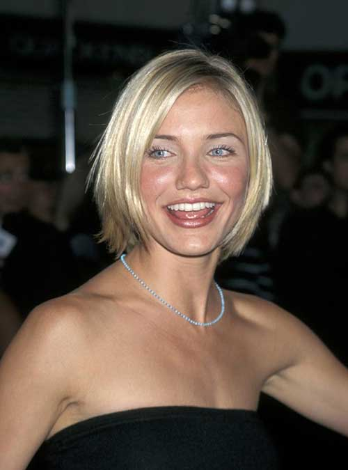 Magnificent 20 Cameron Diaz Bob Hairstyles Short Hairstyles 2016 2017 Short Hairstyles For Black Women Fulllsitofus